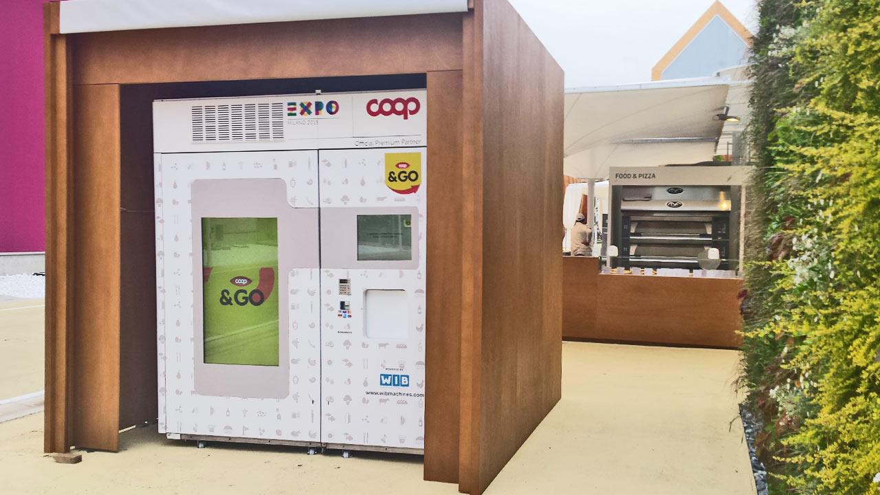 WIB Premium Single Module at Future Food District EXPO 2015