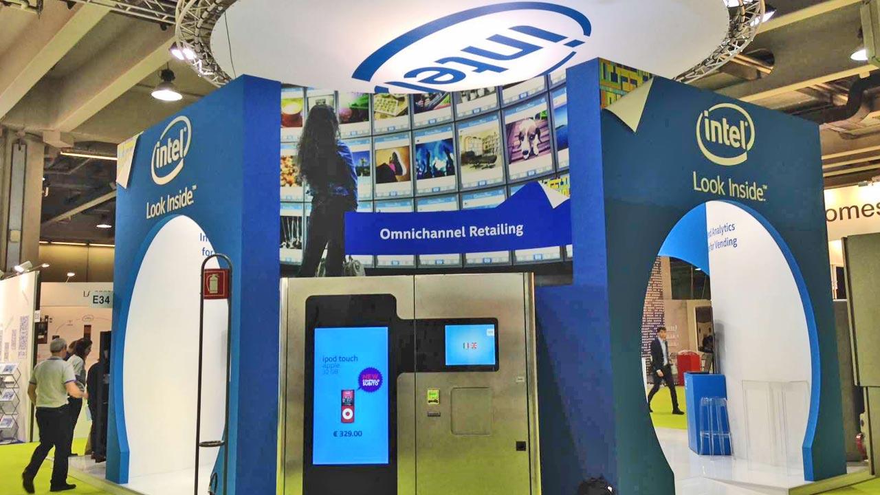 WIB Premium SIngle Module, Winner of the Intel Intelligent Vending Competition